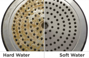 Difference between hard and soft water